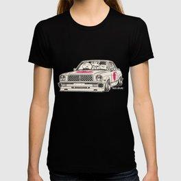 Crazy Car Art 0181 T-shirt