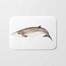 Beaked whale Bath Mat