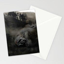 Sleepy Gorilla Stationery Cards