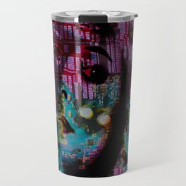 Within This Beautiful Machine: Betrayal Travel Mug