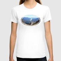 wonderland T-shirts featuring Wonderland by Jérémy Boes