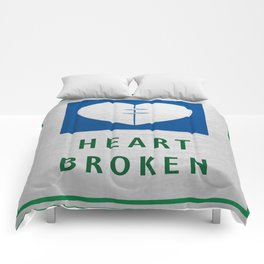 Heart Broken Comforters