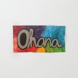 Ohana Rainbow Hand & Bath Towel
