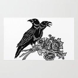 The Ravens Rug