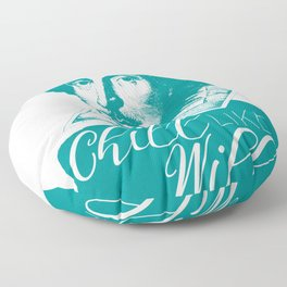 Chill like Will (Shakespeare) Floor Pillow