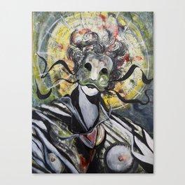 Last of the Ladies - Premonition  Canvas Print