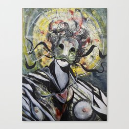 Last of the Ladies - Premonition  Canvas Print
