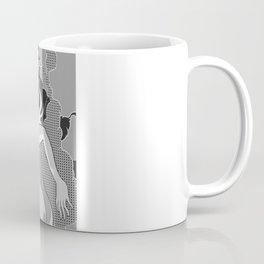Space Girl with a Gun Coffee Mug