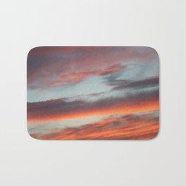 Berkshire Sunset I Bath Mat