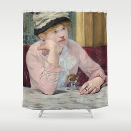 Manet,Fine Art,Beautiful,Wall Art,Framed,Poster,Canvas,Prints,Notebooks,Card,Gift,Gifts,Special,Rare Shower Curtain