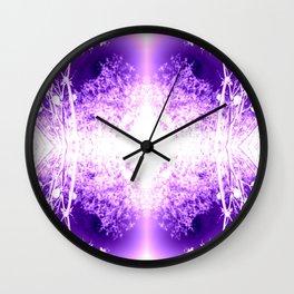 WildLilac Wall Clock