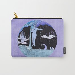 THE WATER MAGICIAN Carry-All Pouch