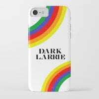 larry stylinson iPhone & iPod Cases featuring Dark Larrie (Larry Stylinson) by Arabella