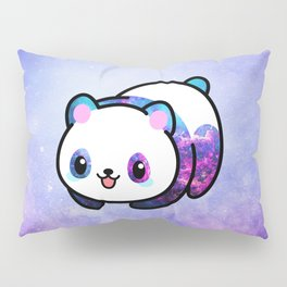 Kawaii Galactic Mighty Panda Pillow Sham