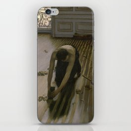 Gustave Caillebotte - The Floor Planers iPhone Skin