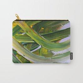 Acrylic textures art Carry-All Pouch