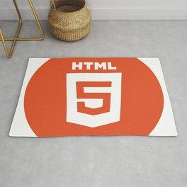 HTML (HTML5) Rug