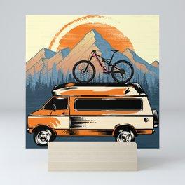 Ride Mini Art Print