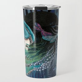 Forest eyes Travel Mug