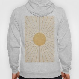 Sun #1 Yellow Hoody