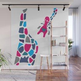 Giraffes Can't Dance Wall Mural