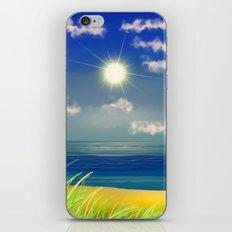 Strand '& Meer&Himmel. iPhone & iPod Skin