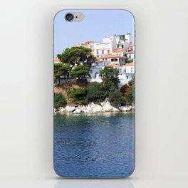 Skiathos Island, Greece iPhone Skin