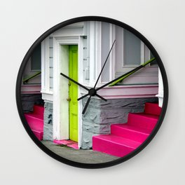 Double Your Fun Wall Clock