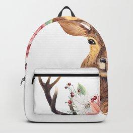Winter Deer 3 Backpack