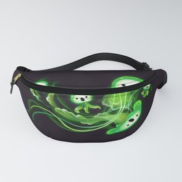 Ghost Jellyfish Fanny Pack