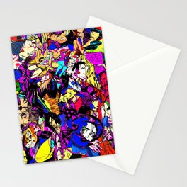 White Knuckle Stationery Cards