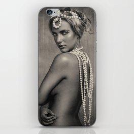 Pearls iPhone Skin