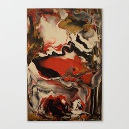 New morning Canvas Print