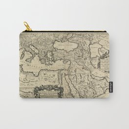 Map of the Ottoman Empire (1680) Carry-All Pouch