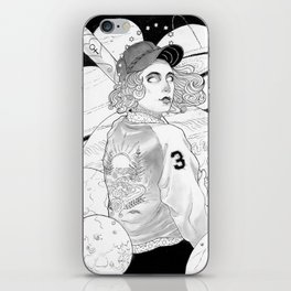 #3 THE EMPRESS iPhone Skin