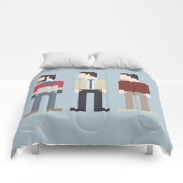 Walter Mitty 8-Bit Comforters