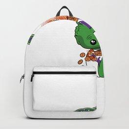 Greed-O's Backpack