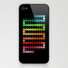 Rainbow Chain iPhone & iPod Skin