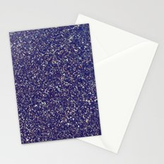 Black Sand III (Rose) Stationery Cards