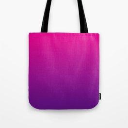 Neon Pink Purple Ultra Violet Pattern Tote Bag