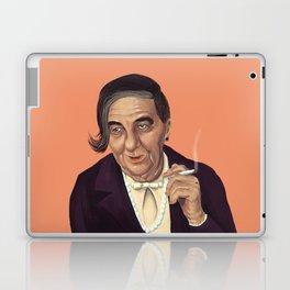 The Israeli Hipster leaders - Golda Meir Laptop & iPad Skin