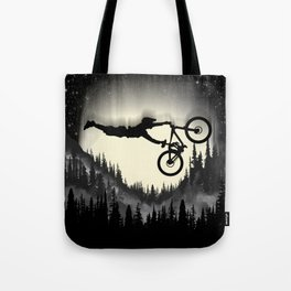 MTB Trickz S Tote Bag