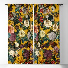 Exotic Garden V Blackout Curtain