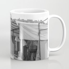 Pop voor een kraampje op de vlooienmarkt, Bestanddeelnr 254 0566 Coffee Mug