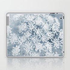 Cow Parsley Laptop & iPad Skin