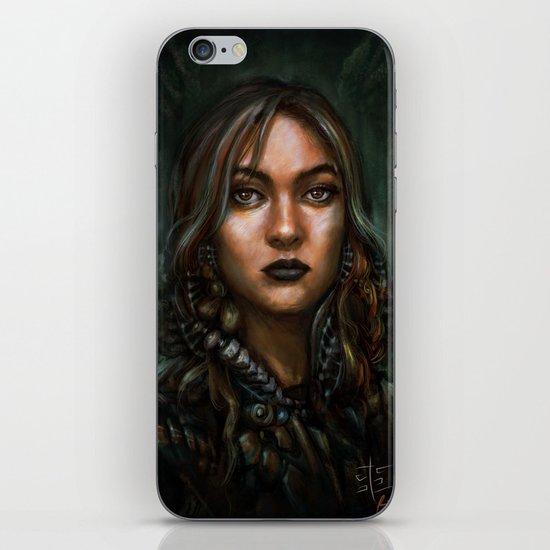 Viktoria iPhone Skin