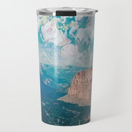 Zion Flowers Travel Mug