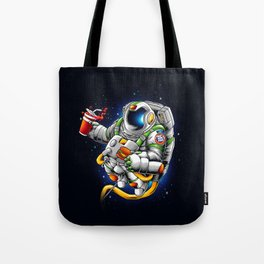 Need More Space Tote Bag