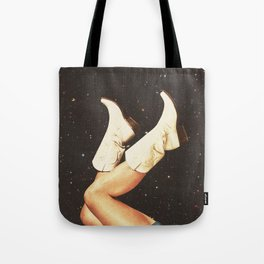 These Boots - Space Tote Bag