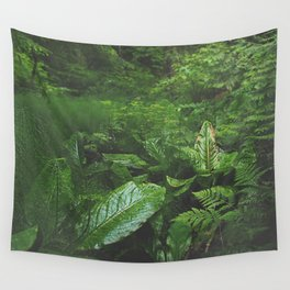Old Growth Ferns Wall Tapestry